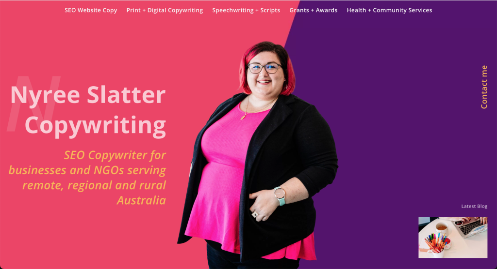 NP Marketing- Website Design
